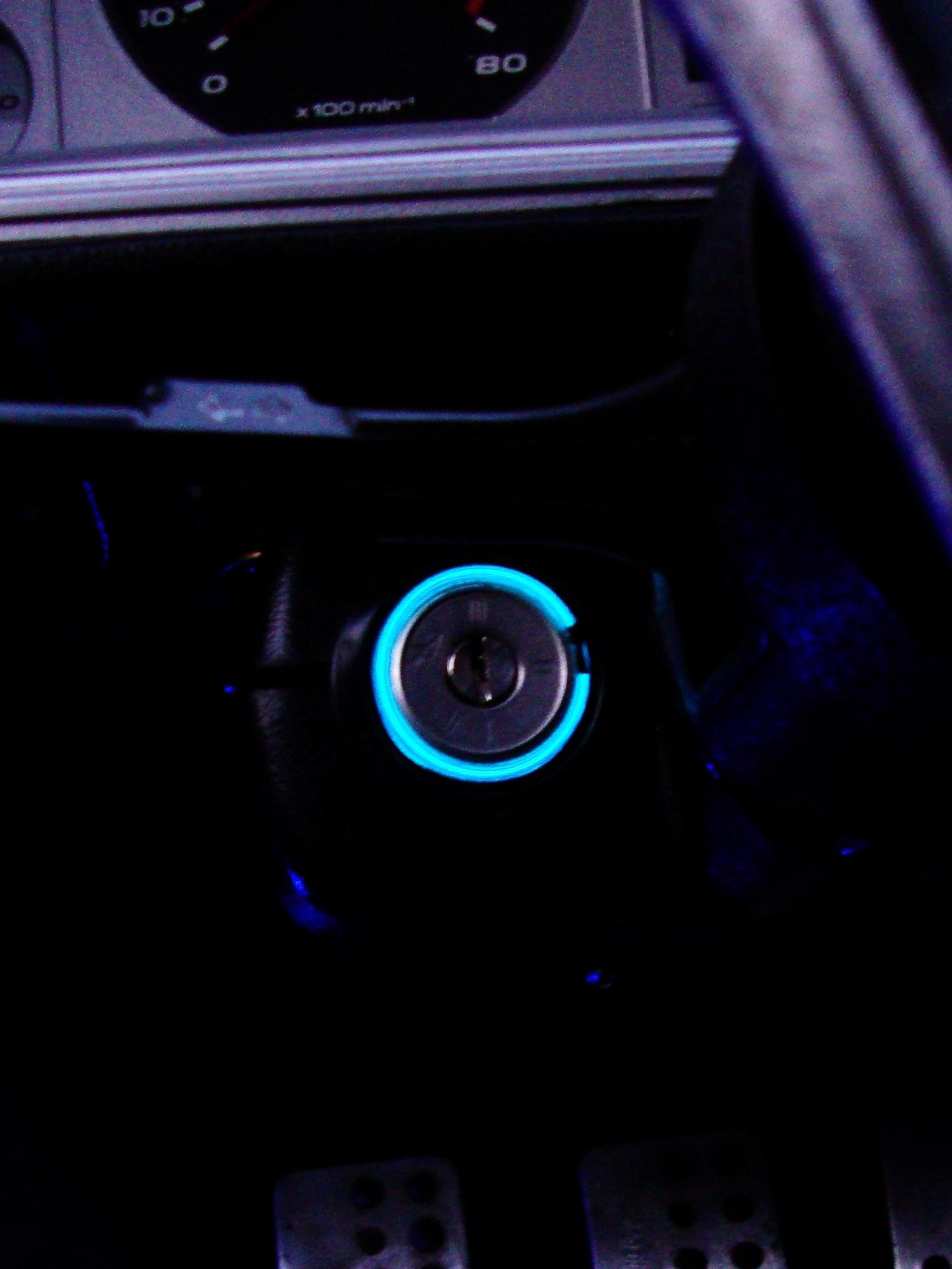 Подсветка багажника ваз 2110 своими руками