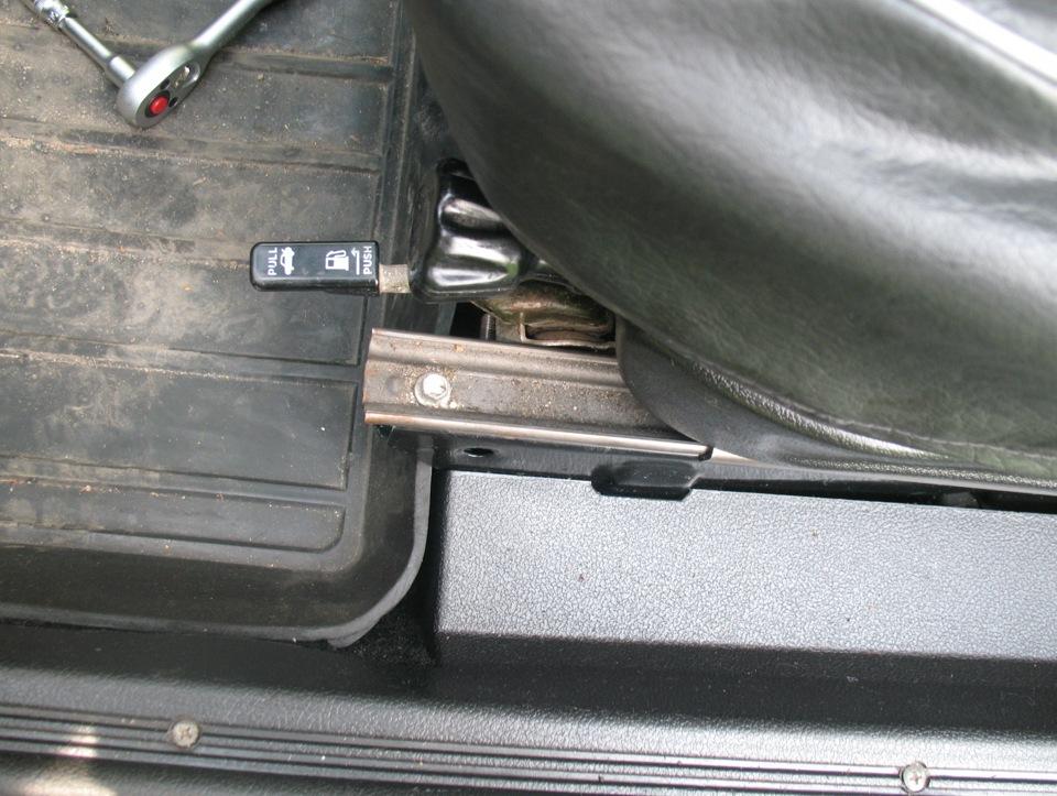 Как сделать электропривод замка багажника в ваз 22