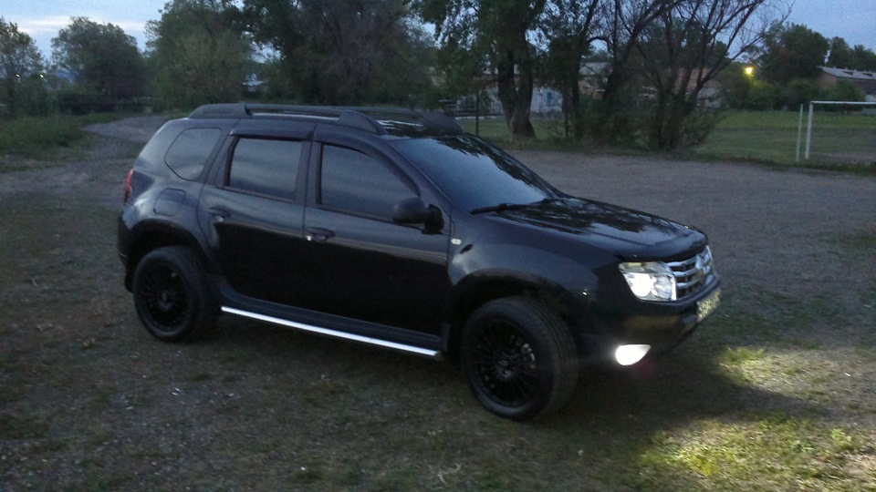 Renault Duster ...