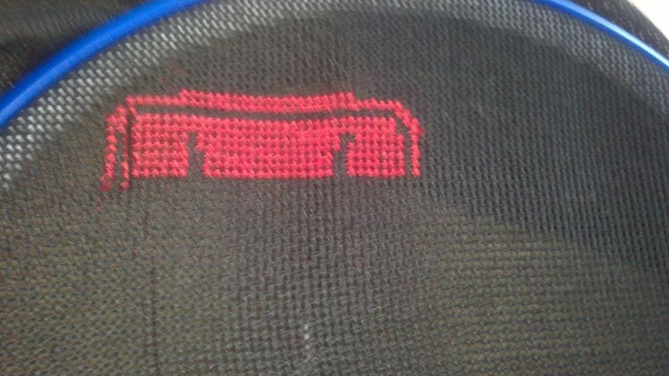 Подушка для машины своими руками
