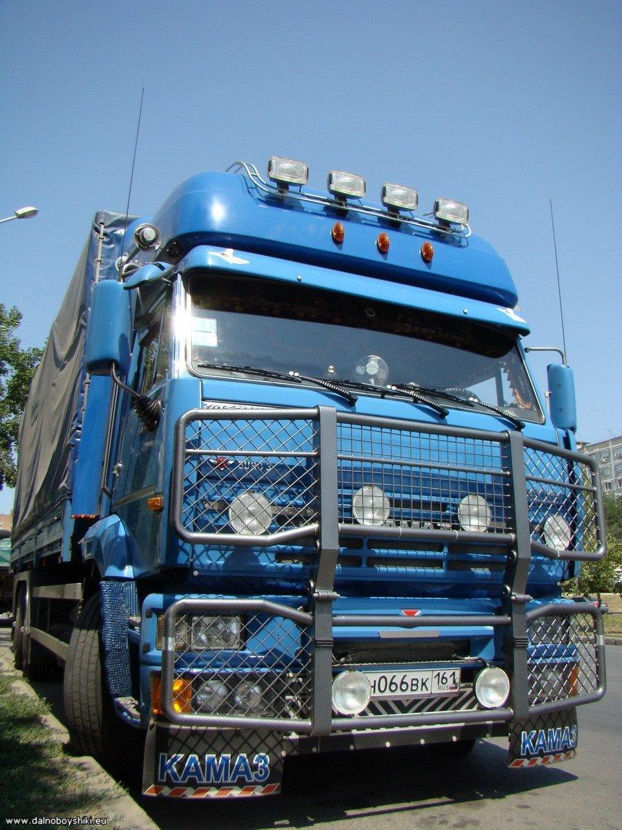 Тюнинг грузовиков своими руками фото