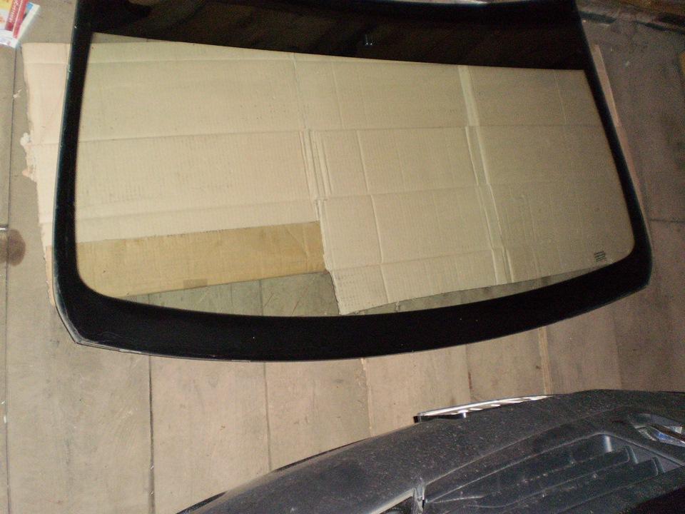 Как поменять лобовое стекло на рено логан своими руками