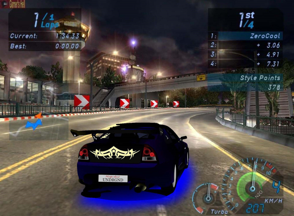 Need for Speed Undercover 2008 PC  RePack от RG