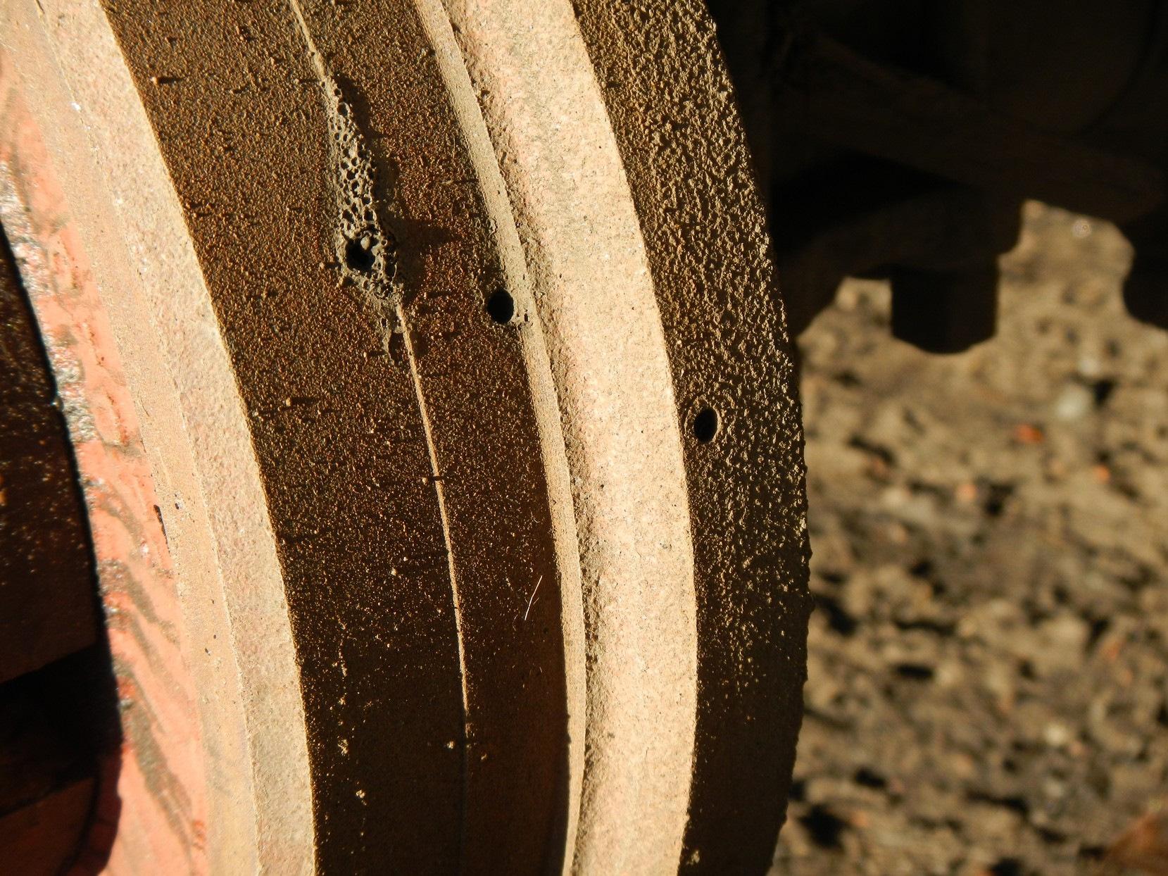 Контрольный осмотр дырявого барабана бортжурнал УАЗ нет  Полный размер