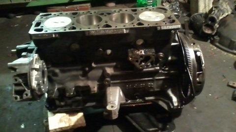 Ford Sierra 2.5 turbo