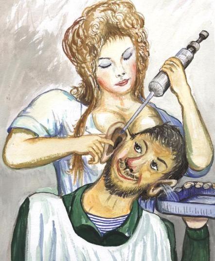 Смешные картинки про лор врачей