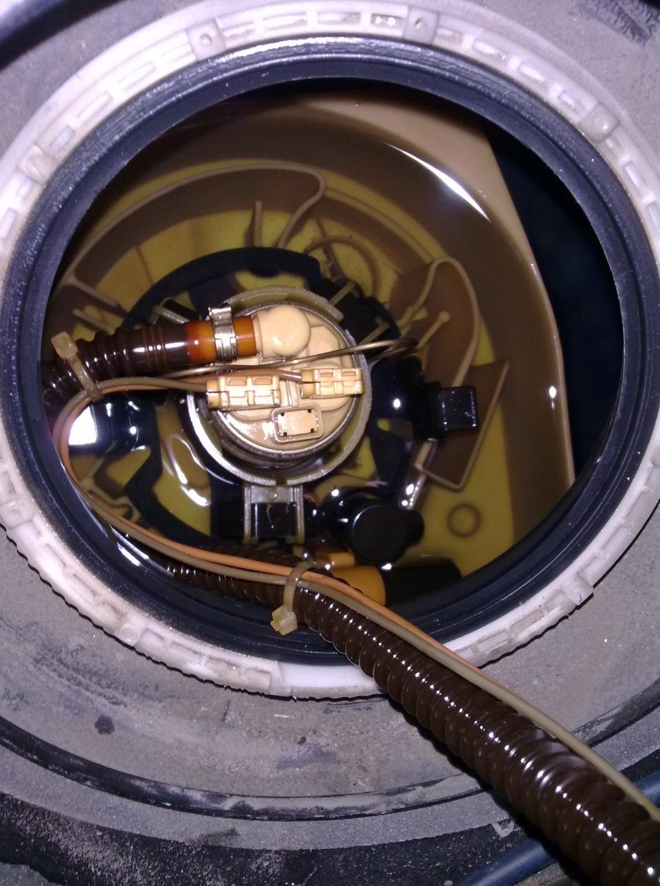 какой топливный насос на BMW e39