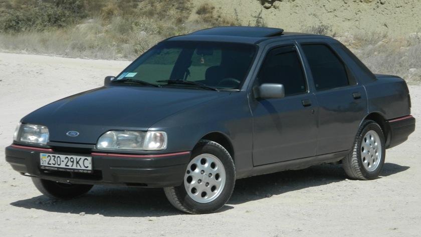 Ford Sierra 2.0 carb