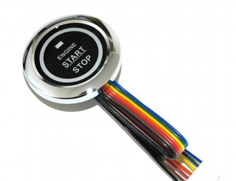 Кнопка устанавливается на автомобили с АКПП и мкпп.