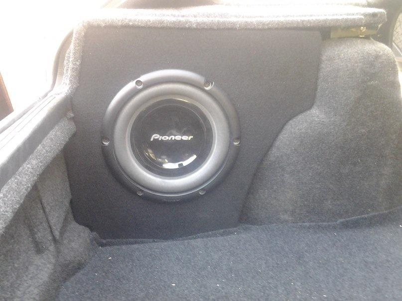 Коврик (полик) в багажник для автомобилей Hyundai & Kia.