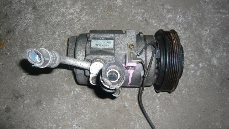 Продам компрессор кондиционера замечательный