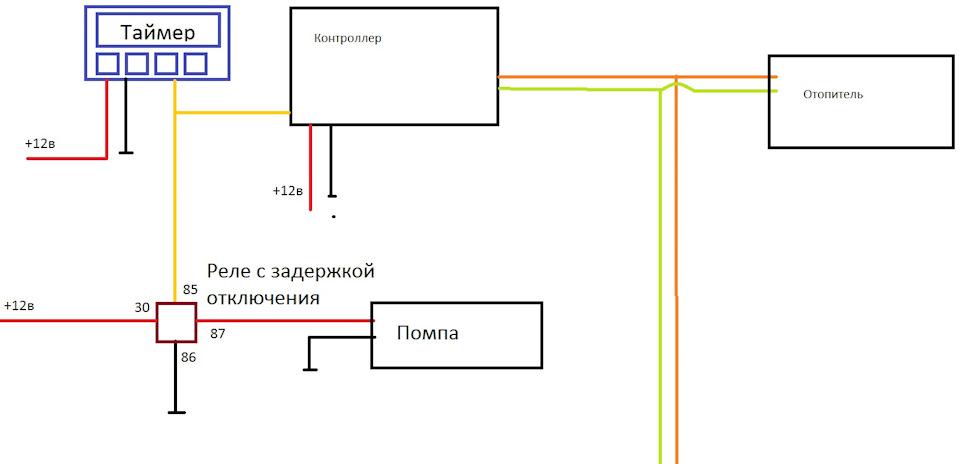 Схема догревателя транспортер транспортер для муки