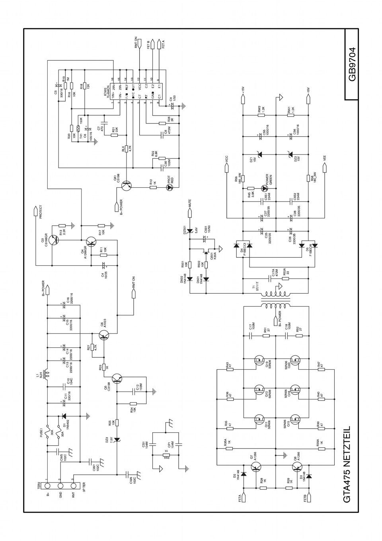 Схема на усилитель blaupunkt фото 658
