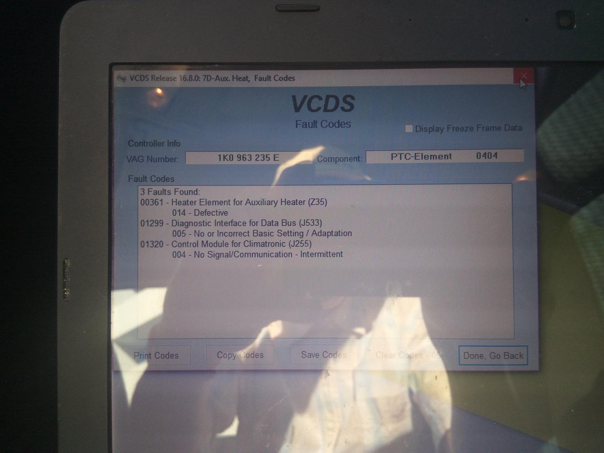 Проблема с установкой РТС — Volkswagen Golf Plus, 1 4 л , 2011 года