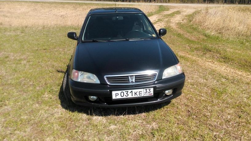 Honda civic fastback made in uk drive2 for Where are honda civics made