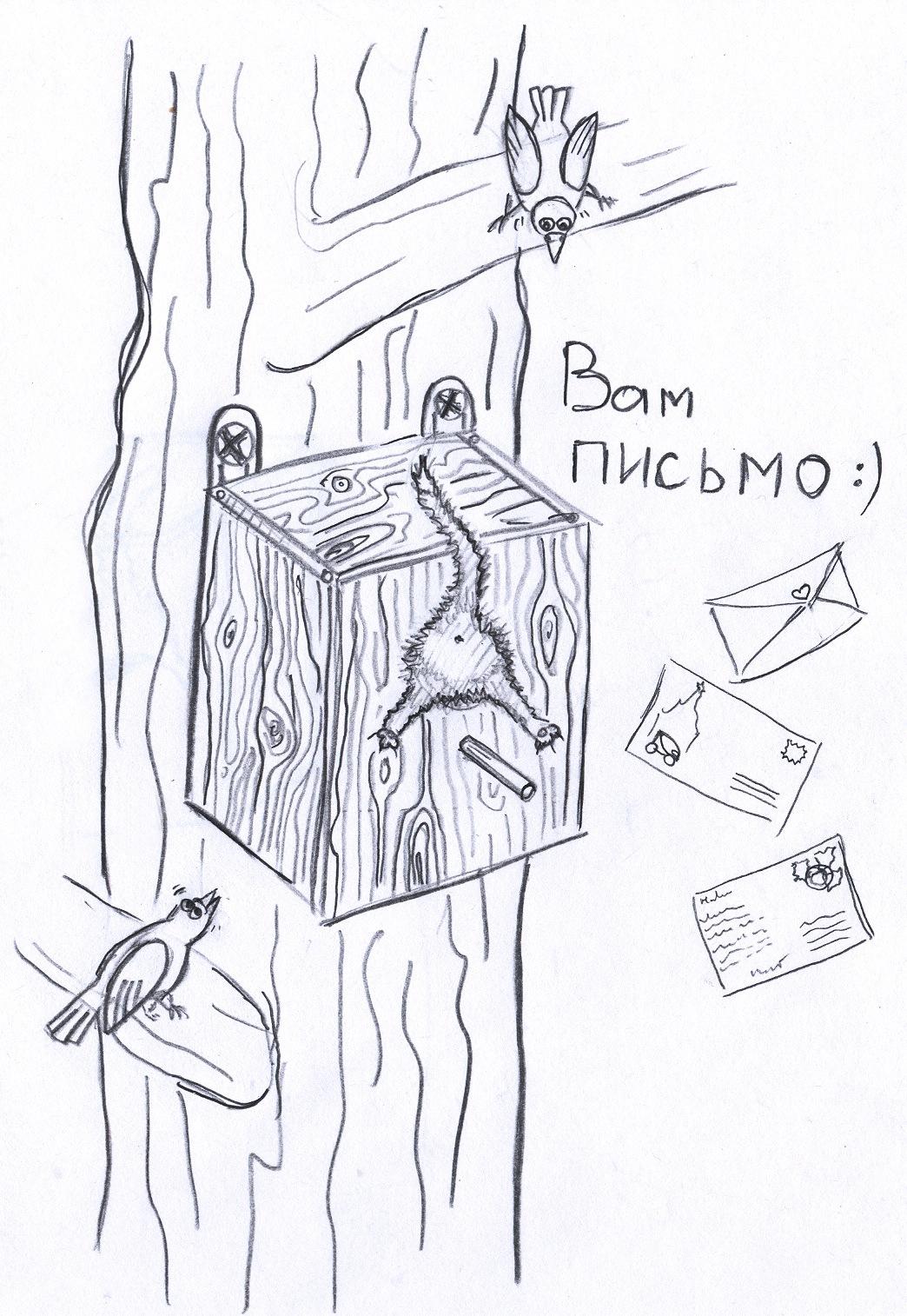 Как осчастливить почтовый ящик