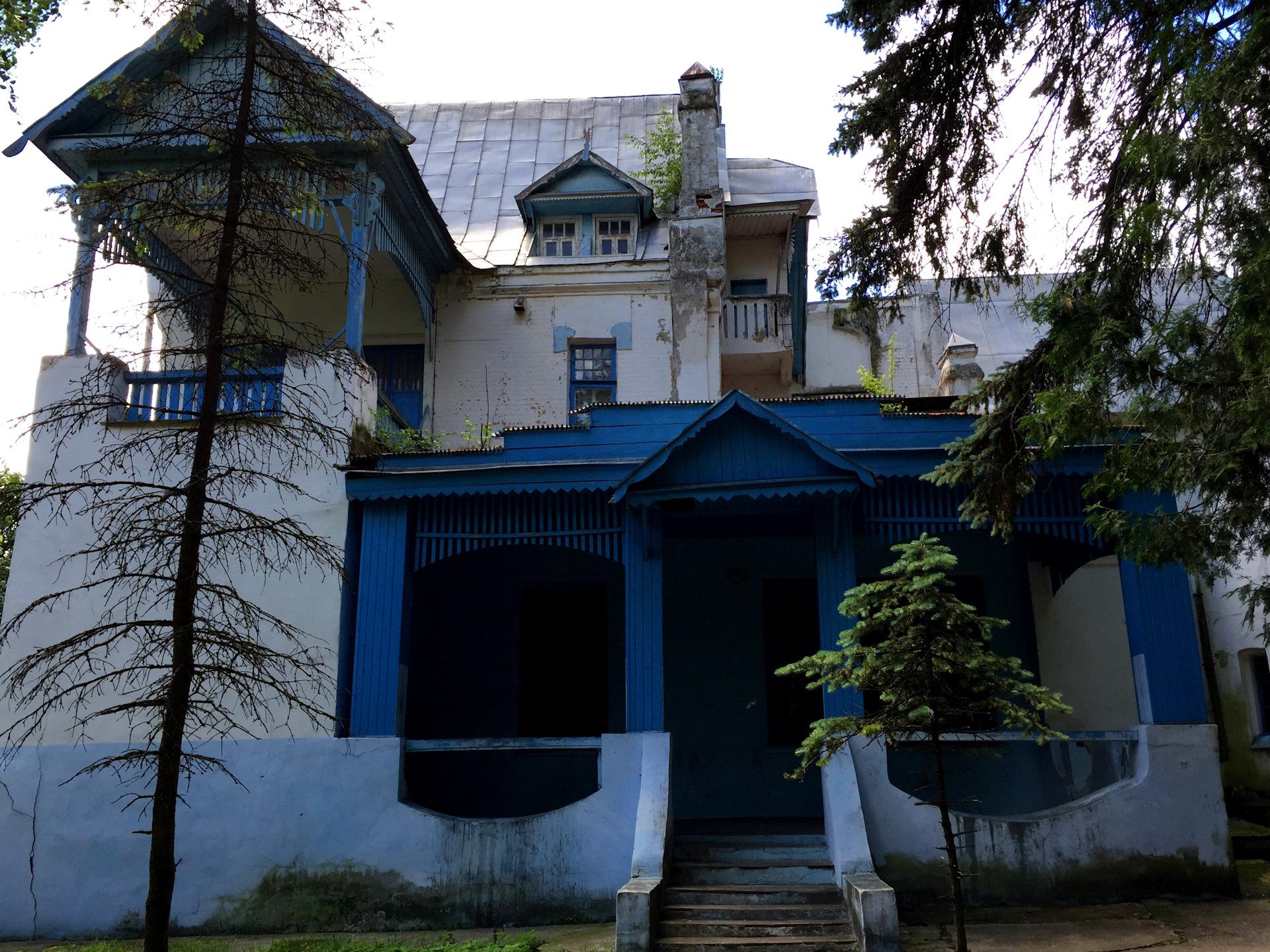Усадьба воробьево калужской области фото