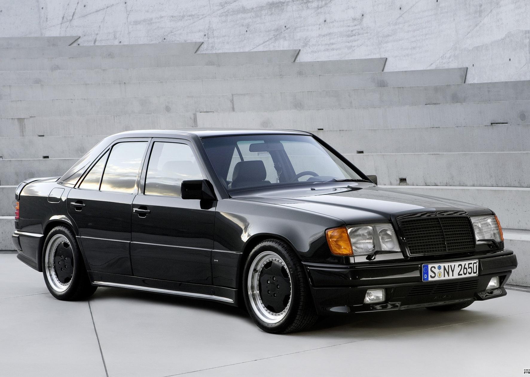 W124 AMG Hammer 6.0