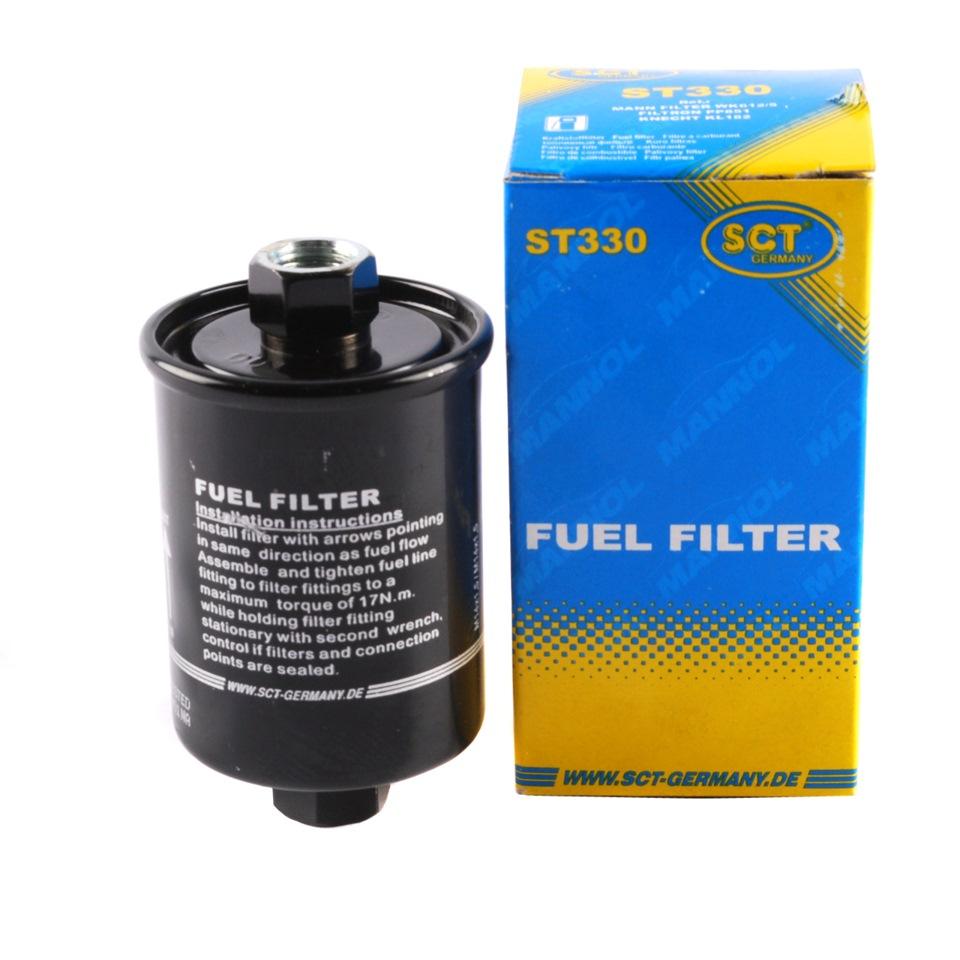 Фото №8 - бензиновый фильтр на ВАЗ 2110