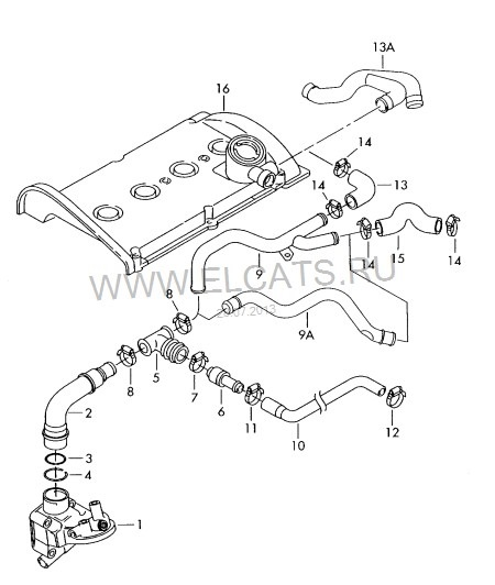 skoda vacuum diagram with 1663816 on 1663816 also 1 8t O2 Sensor Diagram besides 2001 Jetta Parts Diagram as well Transmission System Diagram moreover 1 8t Engine Diagram.