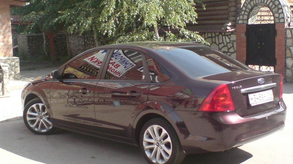 Фокус 2 седан фото