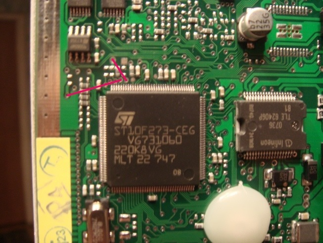 Сохраняет ли ошибки эбу м73
