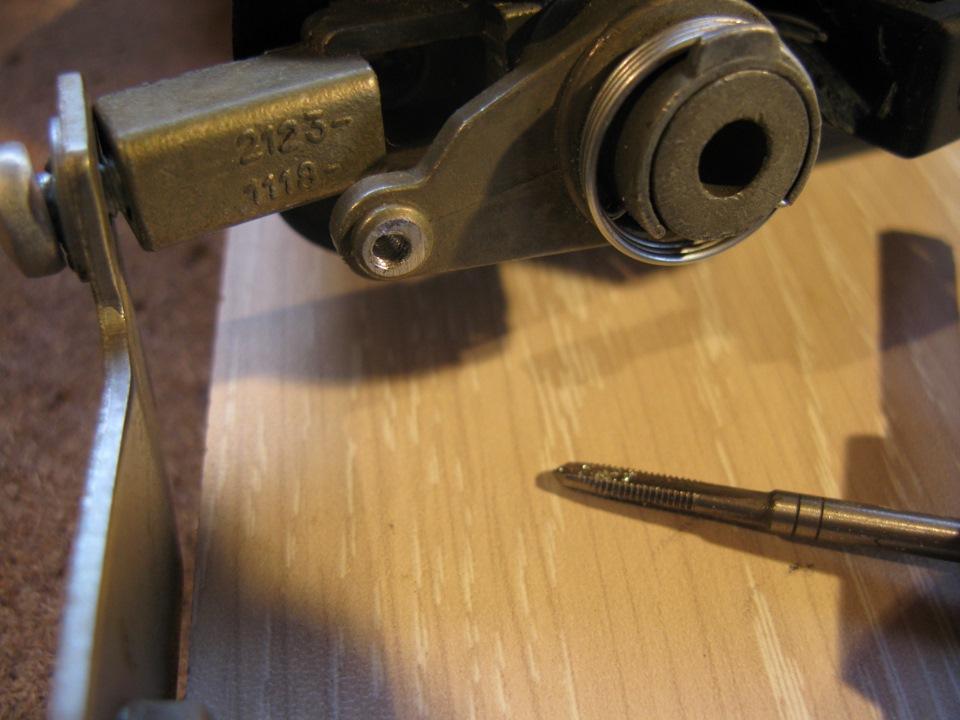 Концевики дверей нива шевроле