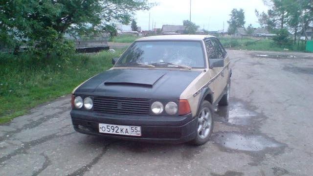 турбо коллектор вольво на москвич 2141