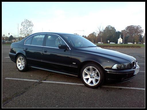 диски на BMW e60 166 стиль