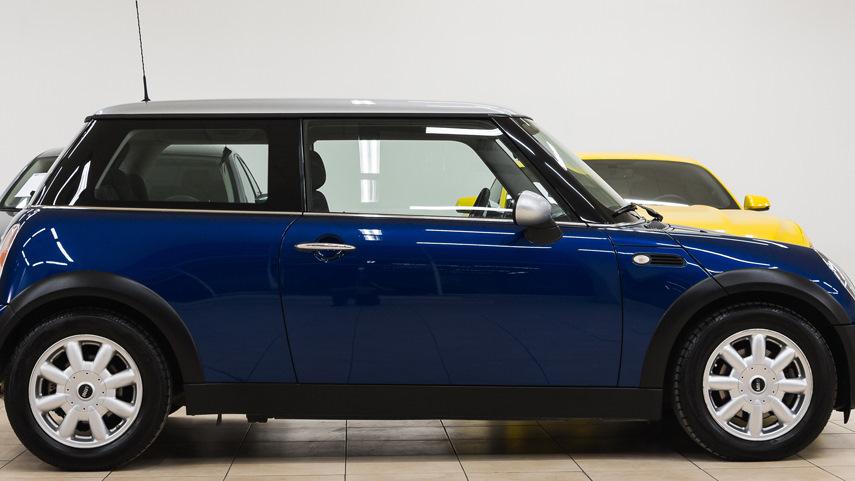 Mini One Mini Cooper One 16 Drive2
