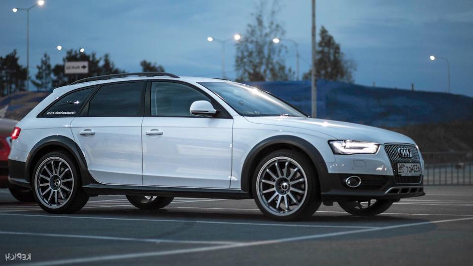 Audi A4 Allroad Teamrevo 400hp 570nm Drive2