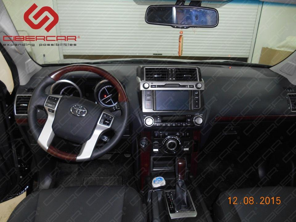Toyota Prado 150 Touch&Go 2.