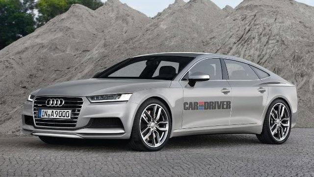 Ауди а5 новое поколение — бортжурнал Audi A5 3,2 $ЕХ 2008 ... Машины Будущего Ауди