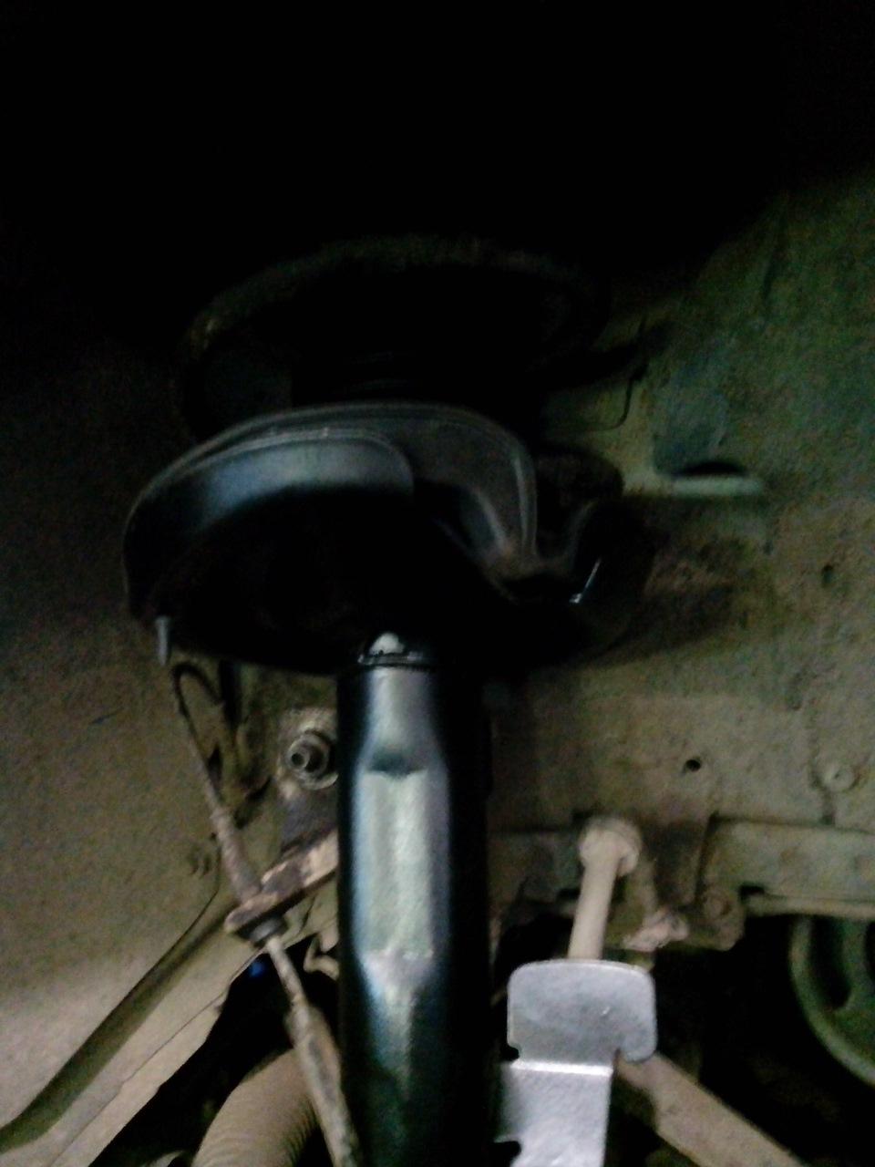 Отбойник переднего амортизатора форд фокус 2