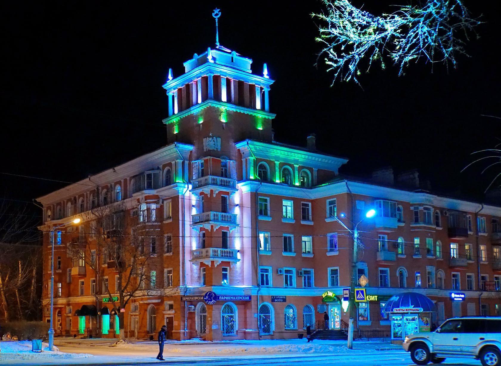 картинки города комсомольск на амуре время своей