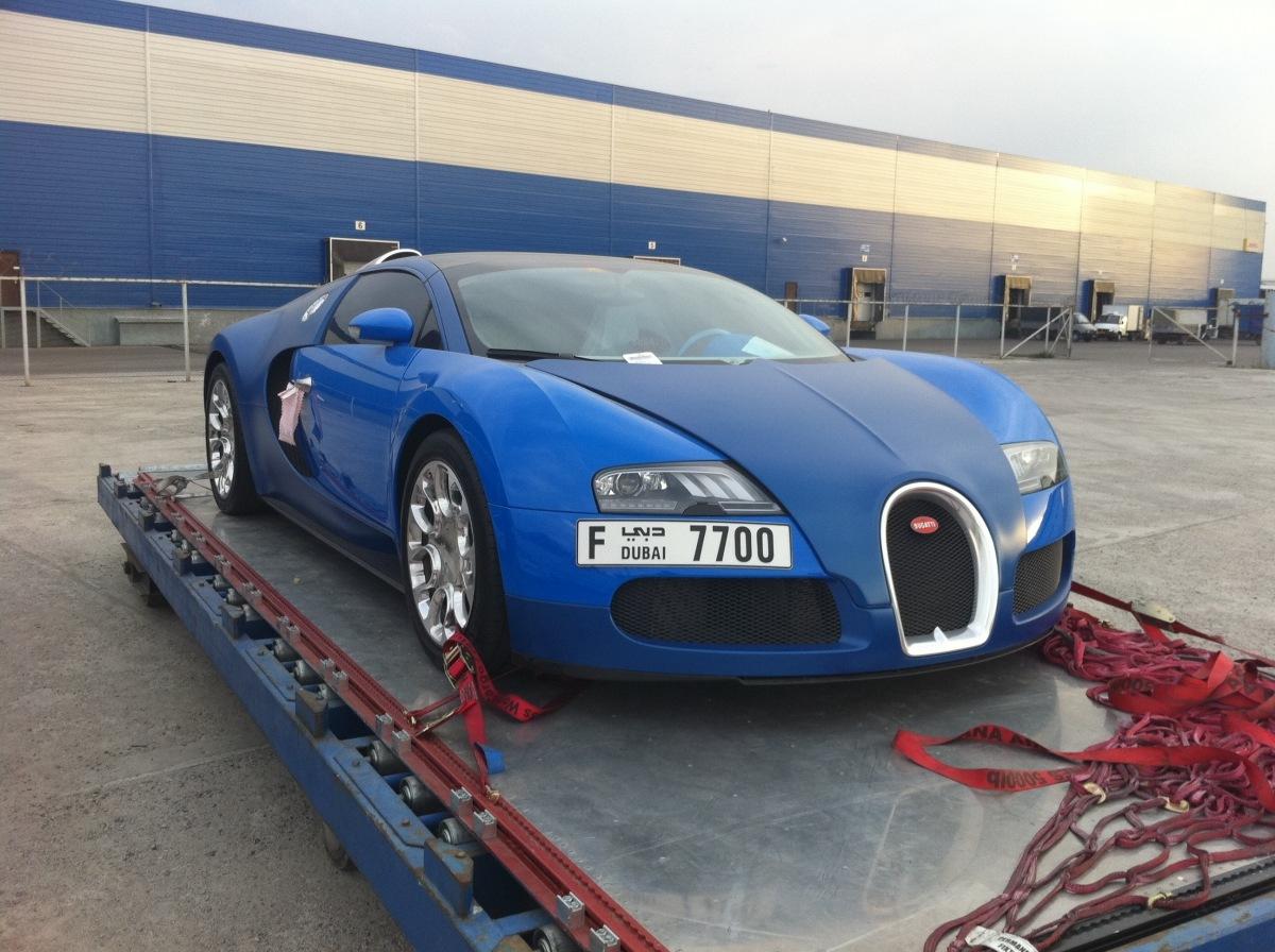 Новое поколение Bugatti Veyron могут сделать гибридом