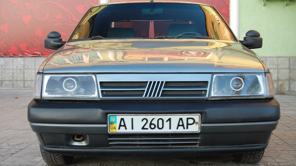 FIAT Tempra — отзыв владельца — DRIVE2.RU