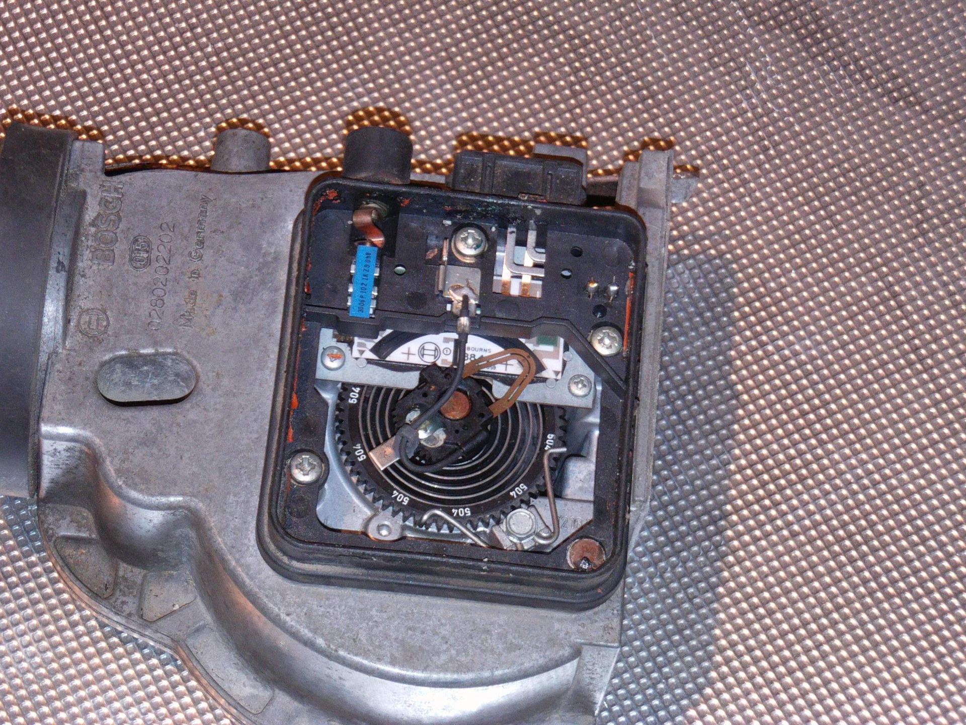 peugeot 405 ми16 индукционный датчик положения коленвала