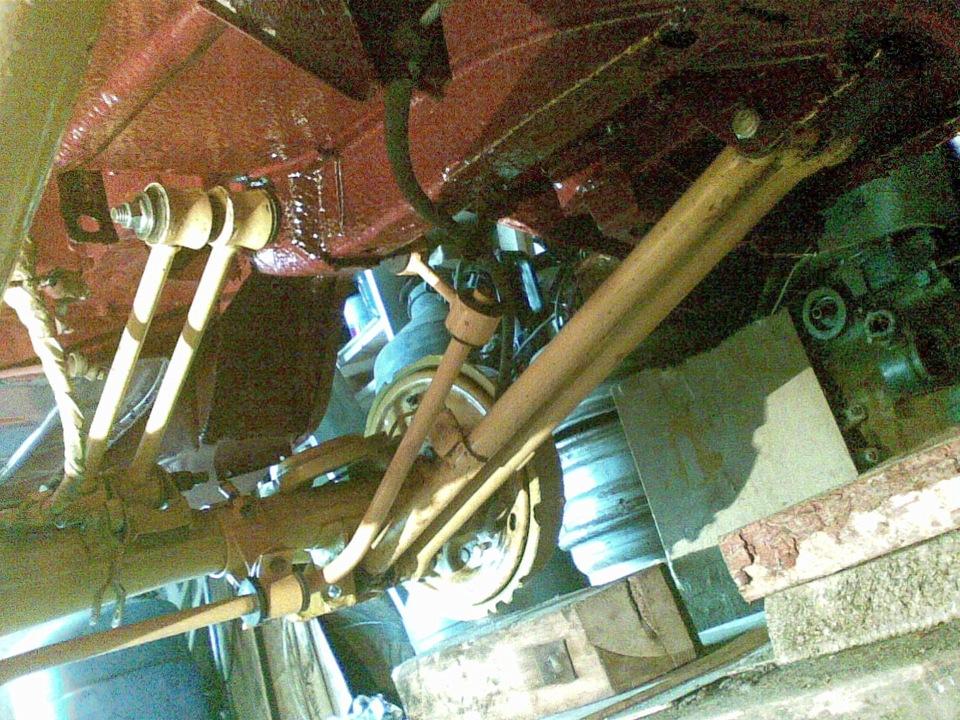 Тюнинг подвески ваз-2107 своими руками