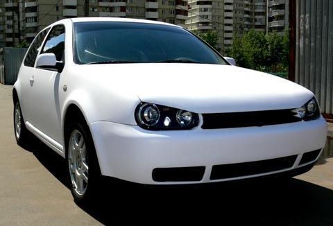 Авто белый цвет