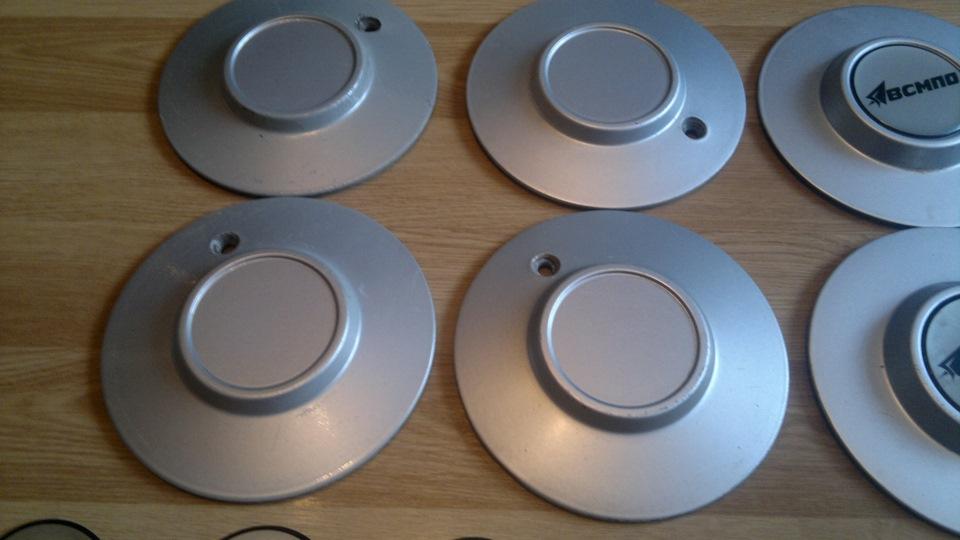 Заглушки для литых дисков своими руками 33