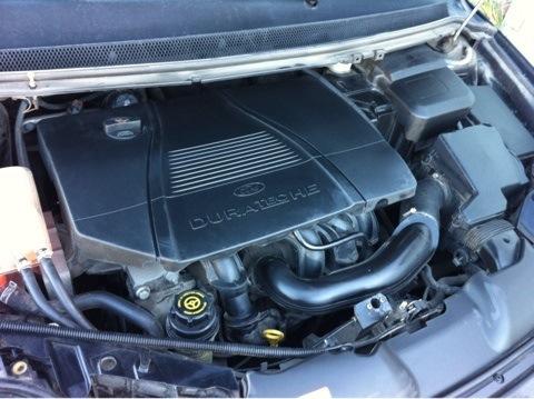 двигатель у volvo от ford focus
