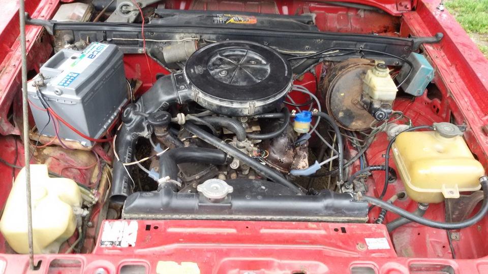 Ford Granada V6 2.3