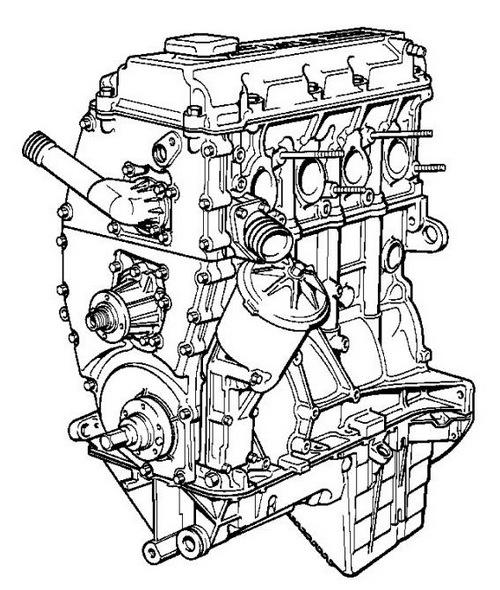 двигателем BMW.