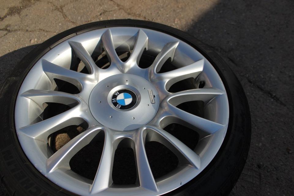 стили дисков на BMW x5 e53