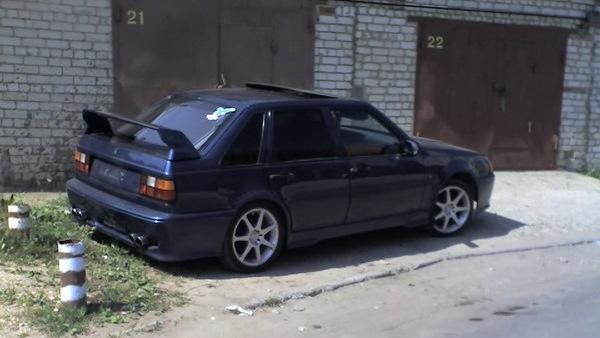 тюнинг вольво 440