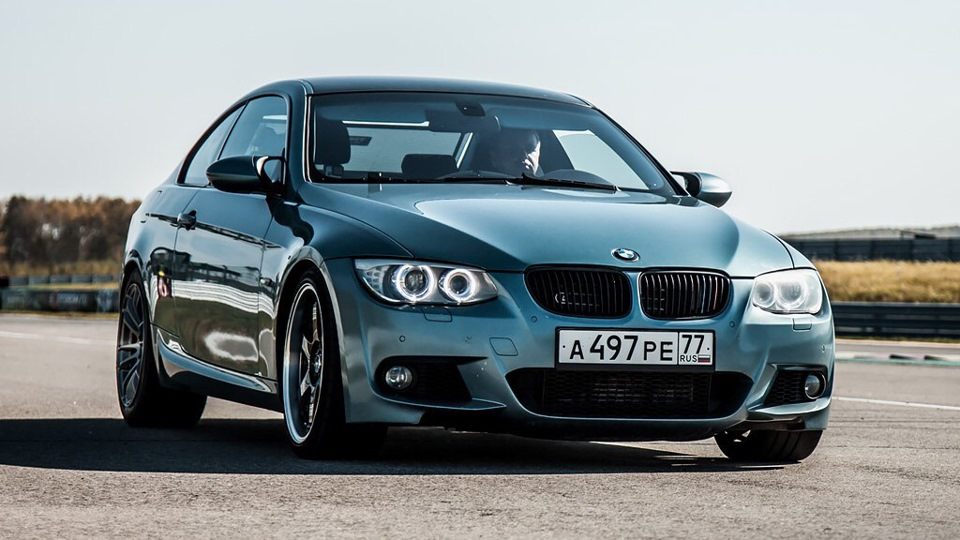 Bmw 3 Series Coupe 335i Et110 Spaceship Drive2