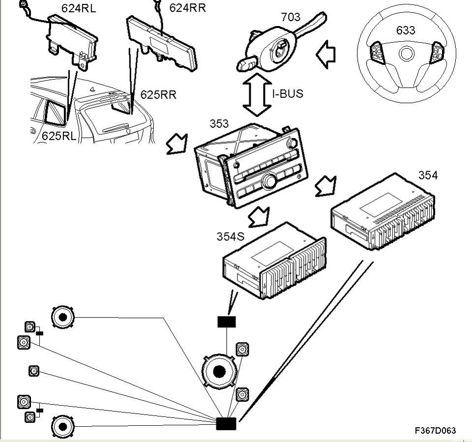 гольф 4 коробка передач схема