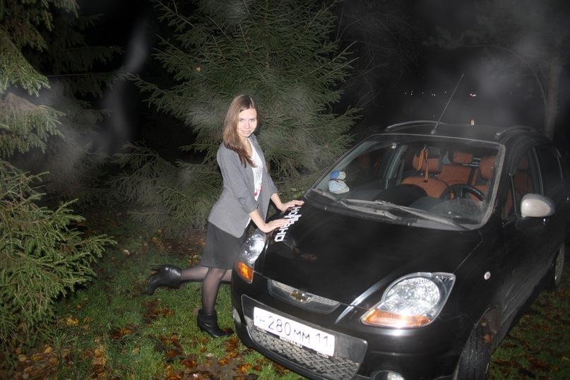 Какая у вас (девушек) была первая машина? - на бэби ру