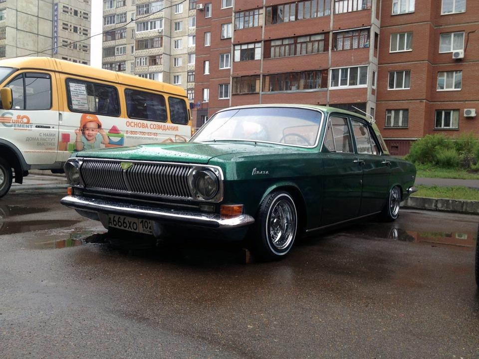 Тюнинг газ-24 универсал фото
